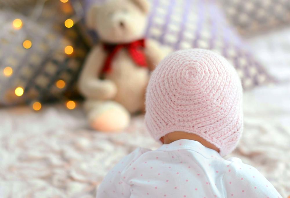 Babykappe Häkeln Ana Kraft